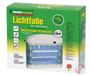 Windhager Lichtfalle mosquito Dual 8-2