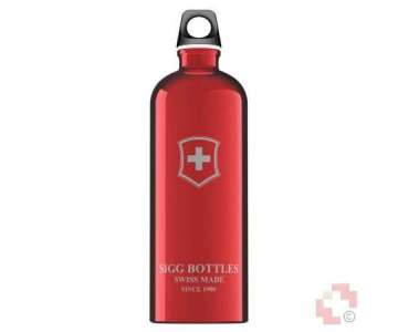 SIGG Traveller Swiss Emblem red