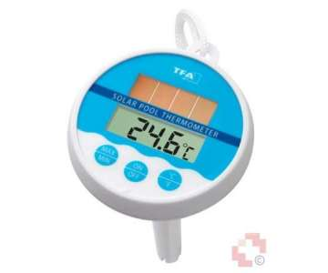 TFA Poolthermometer digital Solar