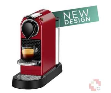 Turmix Nespresso Citiz Cherry Red