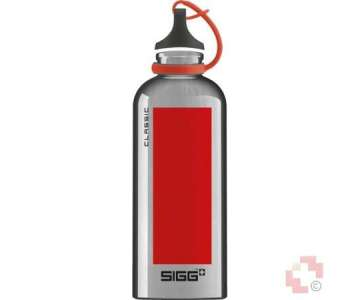 SIGG Traveller Classic Accent Red