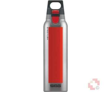 SIGG Thermo Bottle One Accent red